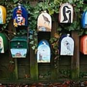 You've Got Mail Art Print
