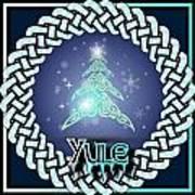 Yule Festival Art Print
