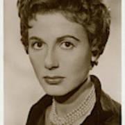 Yvonne Mitchell (1915 - 1979), British Art Print