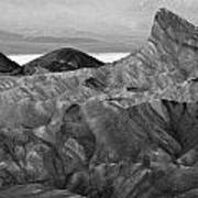 Zabraski Point Death Valley Img 4359 Art Print