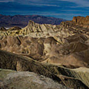 Zabriskie Point 2 Art Print