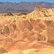 Zabriskie Point Medium Panorama Art Print