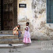 Zanzibar Childrens 05 Art Print