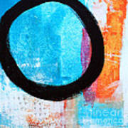 Zen Abstract #32 Art Print