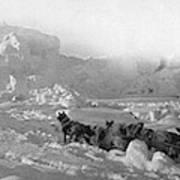 Ziegler Polar Expedition Art Print