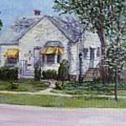 Zion House Art Print