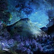 Zion Nights Art Print