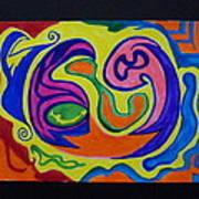 Zodiac #69 Art Print