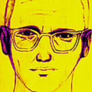 Zodiac Killer With Sign 20130213m68 Print by Wingsdomain Art and Photography