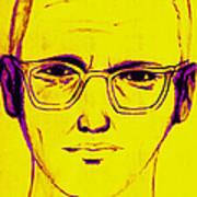 Zodiac Killer With Sign 20130213m68 Art Print