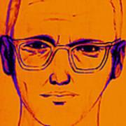 Zodiac Killer With Sign 20130213m98 Art Print