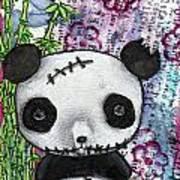 Zombiemania 2 Art Print
