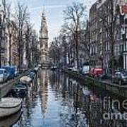 Zuiderkerk Amsterdam Art Print