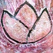 Awakening - The Lotus Art Print