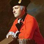 Colonel John Montresor  Art Print by John Singleton Copley