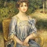 Madame Gaston Bernheim De Villers  Art Print
