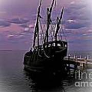 Notorious The Pirate Ship 5 Art Print