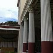 Roman Column  Art Print