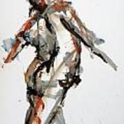 04793 Hot Stuff Art Print