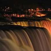 012 Niagara Falls Usa Series Art Print