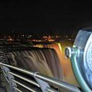 09 Niagara Falls Usa Series Art Print