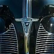1940 Pontiac Art Print