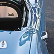 1967 Chevrolet Corvette  Art Print
