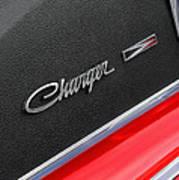 1967 Dodge Charger Art Print