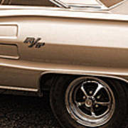 1967 Dodge Coronet Rt Art Print