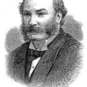 3rd Baron Rayleigh Art Print