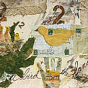A Bird In The Hand Art Print