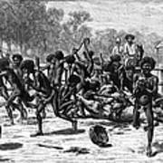 Aborigines, 19th Century Art Print