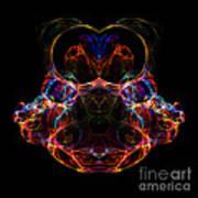 Abstract 163 Art Print