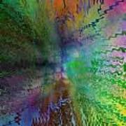 After The Rain  Art Print by Tim Allen