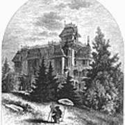 Albert Bierstadt (1830-1902) Art Print by Granger