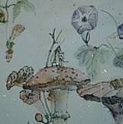 Album Of Crickets Art Print