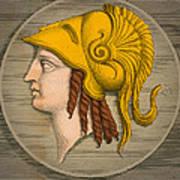 Alexander The Great, Greek King Art Print