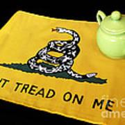 American Tea Party Art Print