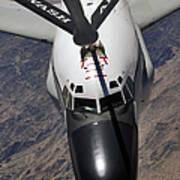 An Rc-135 Rivet Joint Reconnaissance Print by Stocktrek Images