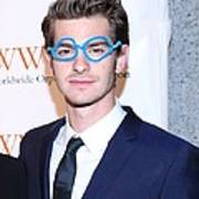 Andrew Garfield At Arrivals For The Art Print by Everett