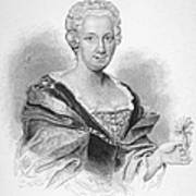 Anna Maria Sibylla Merian Art Print