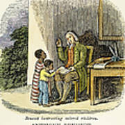 Anthony Benezet (1713-1784) Art Print by Granger