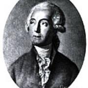 Antoine-laurent Lavoisier, French Art Print