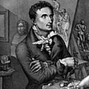 Antonio Canova (1757-1822) Art Print