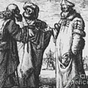 Aristotle, Ptolemy And Copernicus Art Print by Science Source