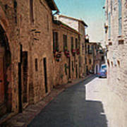 Assisi Italy Art Print