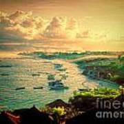 Bali Indonesia View Art Print