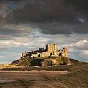 Bamburgh, Northumberland, England Art Print by John Short