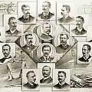 Baseball, 1894 Art Print