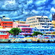 Beautiful Bermuda Art Print